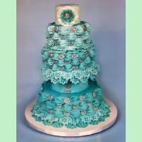 Deb Ramsey<br>Fondant Cake & Sugar Flower Instructor<br>DLMCR@yahoo.com
